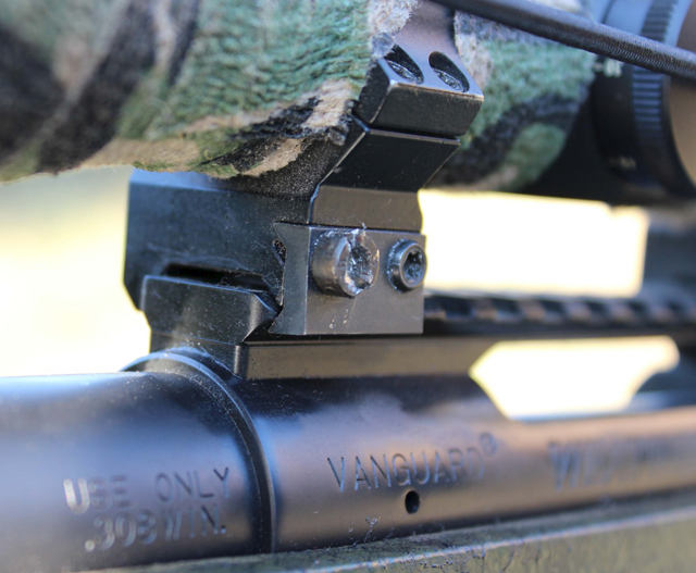 Weatherby Vanguard Series 2 Range Certified Varmint 7