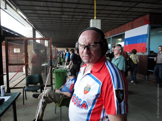 Чемпионат России, Мытищи, 2011